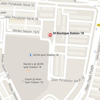M Boutique Station 18